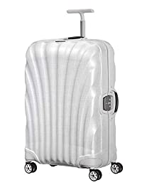 Samsonite 新秀丽 中性 SAM18 Lite-Locked 01V SPINNER 托运箱 76462-1627 白色 28寸