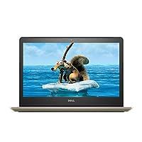 【个人定制版】Dell 戴尔 Vostro 5468-R1605G 14英寸轻薄商务笔记本电脑 ( i5-7200U 8G 256G SSD 集显 1920*1080高分屏 Win10)金色