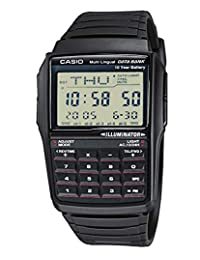 CASIO 卡西欧 DATABANK系列 电子男士手表 DBC-32-1A