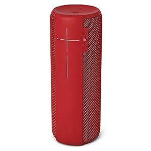 Logitech UE Megaboom 无线蓝牙音箱 户外随身便携音响 RED 红色(美国进口)