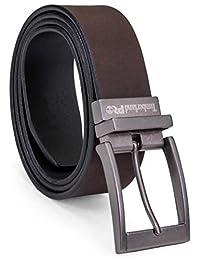 Timberland PRO 男式 38 毫米*带滚轮可反穿皮带