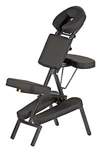 StrongLite 标准按摩椅包装,黑色