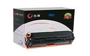 力持 HP惠普CE412A彩色硒鼓【黄色超精细版】(适用于HP 300/400/M351a/M451dn/M451nw/M375nw/M475dn激光打印机)(采用超精细化学粉)305A硒鼓