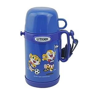 TIGER 虎牌 儿童型不锈钢真空保温杯MCG-A05C(AT)蓝色