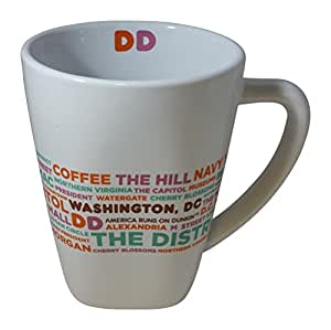 邓肯甜甜圈 LIMITED EDITION destination 马克杯 Washington, D.C
