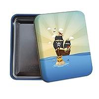 Quo Vadis 海盗好点盒 8 x 10 x 2.5 厘米 海洋