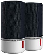 Libratone ZIPP 2 多房間套裝 2 件,智能無線揚聲器(Alexa 集成,AirPlay 2,360音效,WLAN,藍牙,Spotify Connect,12小時 電池)LH0031000EU04ZM ZI