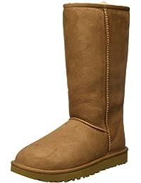 UGG Australia 女 2代 防泼水防污 经典系列雪地靴 CLASSIC TALL II 1016224-7 栗子棕色 38 (US 7)