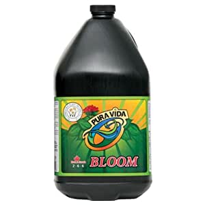Technaflora Pura Vida Bloom 肥料 4 Liter TFPVB4L