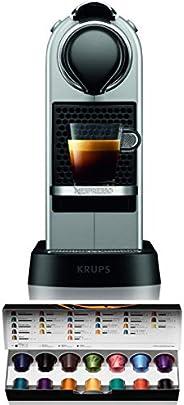 Krups Nespresso 咖啡壶 银 XN741B