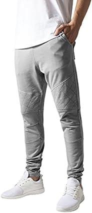Urban Classic 男士菱形拼接裤