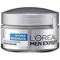 L'Oréal Paris 巴黎欧莱雅 男士专家多效功能保湿面霜,适用于男性敏感肤质,快速吸收/无残留/不油腻,50ml