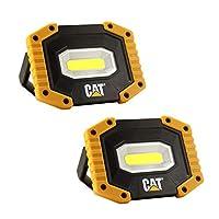 猫 LED 工作灯500流明坚固耐用磁力旋转手柄–2件装