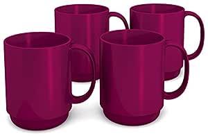 Ornamin 510 375 ml 马克杯 300 ml 紫 M510-15