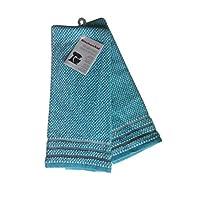 KitchenAid 厨房毛巾 2 件套 - 水蓝色天蓝色