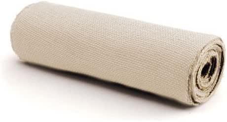 Koyal Wholesale Burlap Fabric Bolt, 20-Yard, Ivory