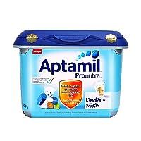 (跨境自营)(包税) Aptamil 宝盒爱他美 新品安心罐 配方婴幼儿奶粉1+段 800g 1岁以上