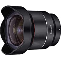 Samyang AF 14 mm F2.8 自动对焦镜头适用于 Sony FE - 黑色