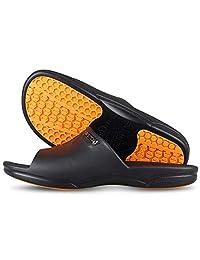 Stico 男士防滑厨师鞋,专业防滑工作拖鞋,适用于餐厅*护理花园