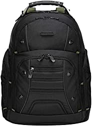 Targus Drifter II 背包专为商务专业通勤者设计,适合笔记本电脑TBB23901GL 17 inch