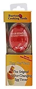 Burton Cooking Tools Egg Perfect Egg Timer in Gift Box