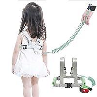 OFUN 幼儿*牵引绳,步行牵引绳,防丢失腕扣 2.5 米,儿童行*带,幼儿牵引带 *