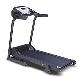 DYACO 岱宇 家用电动跑步机 功能齐全 可折叠轻松移动 中性 T1 黑色