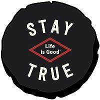 Life is Good 轮胎罩 Stay True 轮胎套(夜黑)