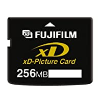 FujiFilm 256 MB xD 图片卡,M 型 (600004661)