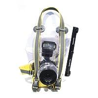 Ewa-Marine EM U-BXP DSLR 相机带下水罩(透明)