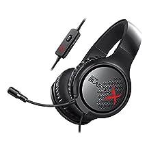 创意 sound blasterx H5专业模拟游戏耳机