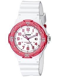 Casio WomenLRW-200H-4BVCF analog 树脂 白色 LRW-200H-4BVCF watches