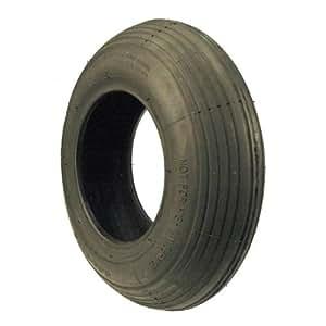 Maxpower 335250 罗纹踏板车轮轮胎 黑色 335250