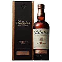 Ballantine's 百龄坛 30年苏格兰威士忌 700ml(英国进口)(亚马逊自营商品, 由供应商配送)