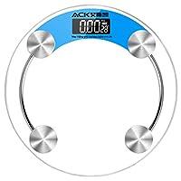 艾斯凯 电子称 精准体重秤电子秤人体秤体重称体重计健康秤 蓝色