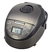 Tiger 虎牌 IH电饭煲 3合 一人食 菜单包含:冷冻米饭/ 甜米酒/麦饭 炊煮 黑色JPF-N550-K