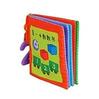LALABABY 拉拉布书 宝宝手掌书-家有小秀才系列 数数书
