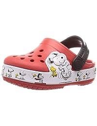 Crocs 卡骆驰 凉鞋 卡洛驰 Fun 爱情 史努比 木制鞋 洞洞鞋儿童