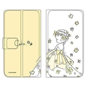 caho 翻盖保护套超薄翻盖印花婚礼手机保护壳翻盖式适用于所有机型  ウェディングE 21_ FleaPhone CP-F03a