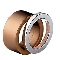 Calvin Klein CK 满意 kj1dpr28010女式戒指–不锈钢  0