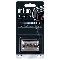 Braun 博朗 Series 5 52B Elektrischer Rasierer Scherkopfkassette - schwarz