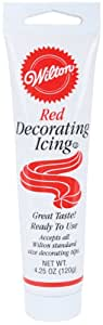 Decorating Icing 4.25oz-Red