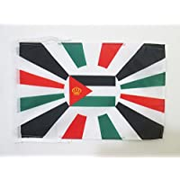 EMIRI KUWAIT 扁平 45.72 cm x 30.48 cm 电线 - KUWAITI KINGDOM 小号扁平 30 x 45cm - 横幅 18x12 英寸 - AZ 扁平