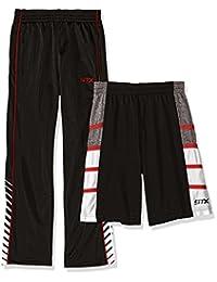 STX 男童运动裤和运动短裤