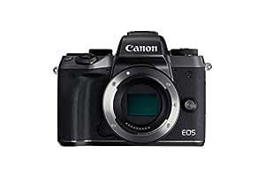 佳能 Canon EOS M5 系统相机(2420万像素,APS-C CMOS传感器,WiFi,NFC,全高清)套件