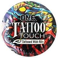 ONE Tattoo Touch 高级润滑乳胶*套,带口袋/旅行套 24 片 24.00