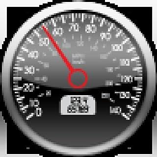 车载测速定位(带夜间投射显示)