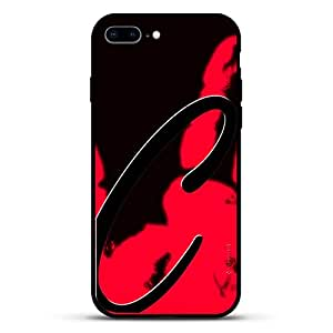 Luxendary State of Texas:iPhone 8/7 Plus 系列LUX-I8PLMGM-INITIALC1 BOLD INITIAL C (STYLE #1) iPhone 8Plus/7Plus Magma(变色)