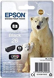 Epson爱普生 T2616 墨盒 北极熊 Photoschwarz