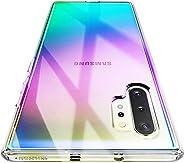 Spigen 液体水晶专为三星 Galaxy Note 10 Plus 手机壳 / Galaxy Note 10 Plus 5G 手机壳 (2019) - 变体家长627CS27327  水晶透明